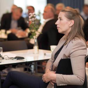 Vellykket årsmøde i Dansk Miljøteknologi