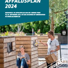 Ressource- og affaldsplan 2024