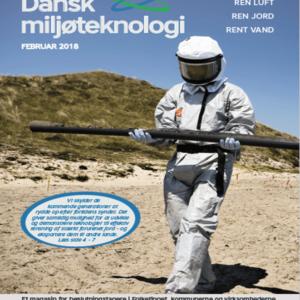 Nyt nummer af magasinet Dansk miljøteknologi