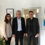 Ministerbesøg hos DMT-medlem AVS Danmark