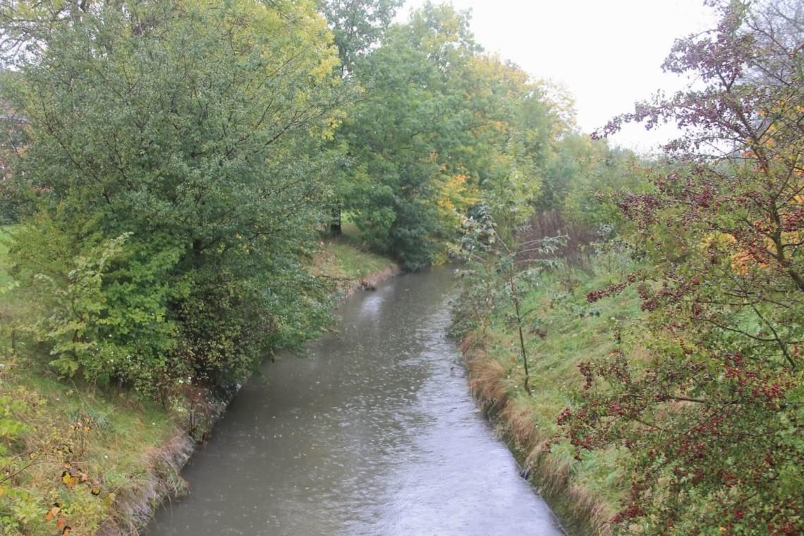 Oversigt over Kommunale overløbsbygværker og regnvandsudledninger