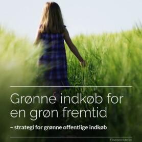 Dansk Miljøteknologis kommentar til regeringens strategi for offentlige grønne indkøb