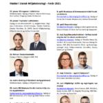 Møder i Dansk Miljøteknologi - forår 2021